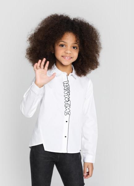 Блузка для девочек фото