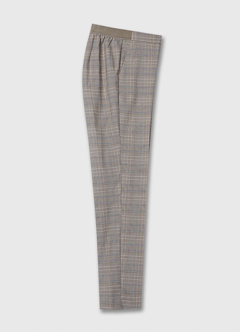 Базовые брюки с эластичным поясом