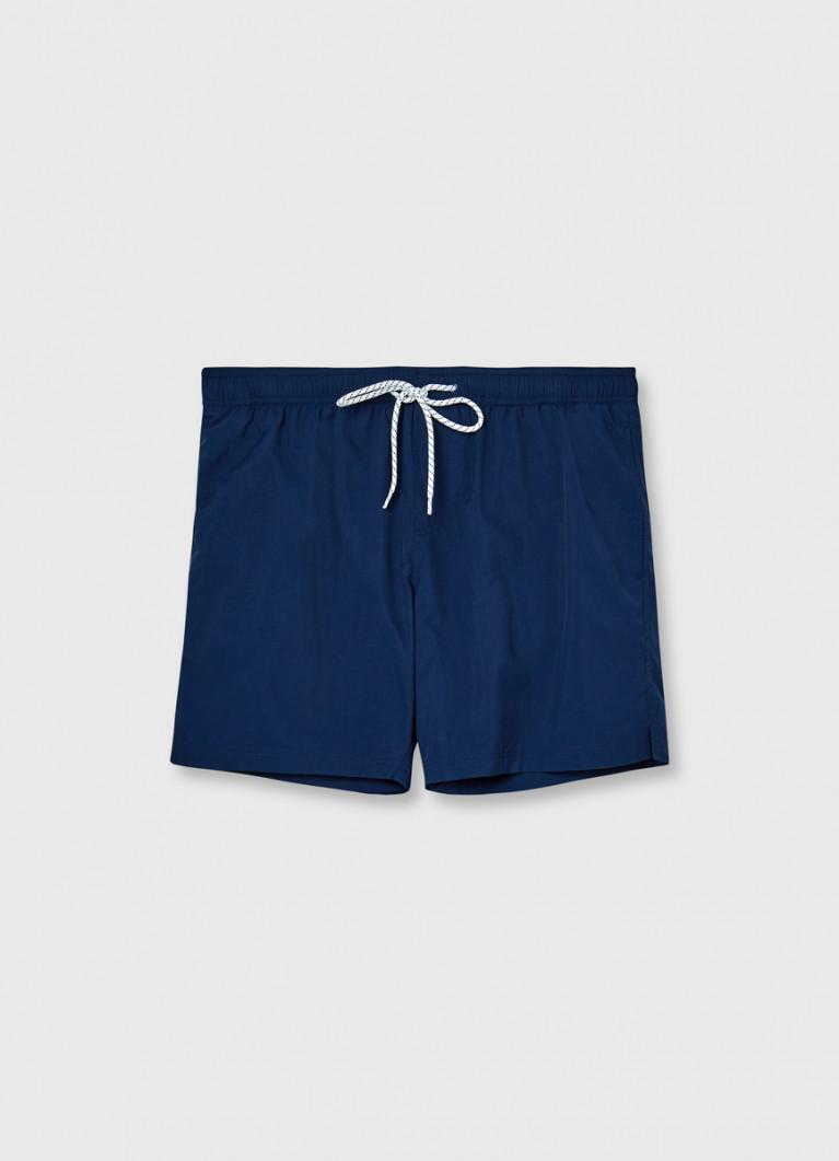 Однотонные плавательные шорты