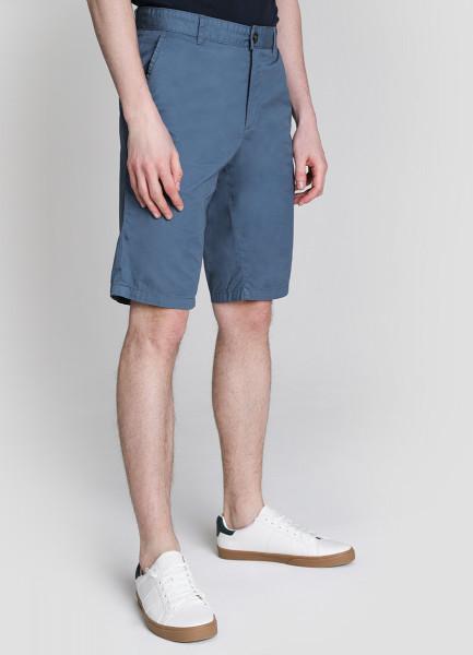 Однотонные Chino-шорты из твила