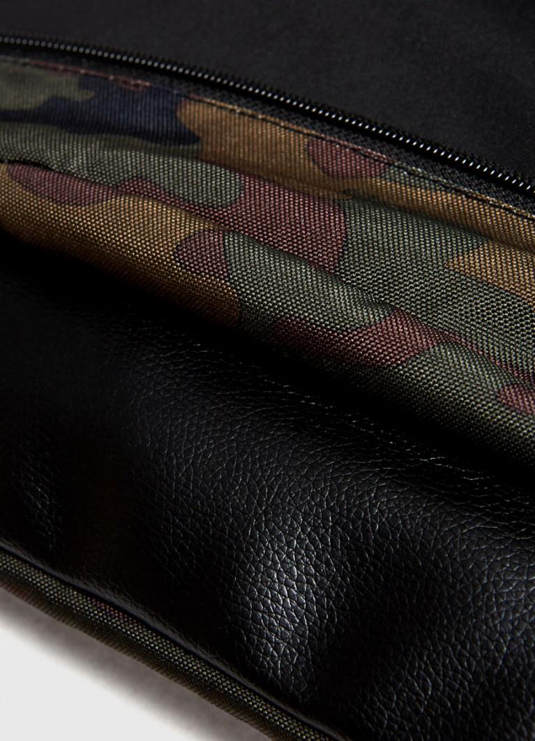 Рюкзак с камуфляжным принтом