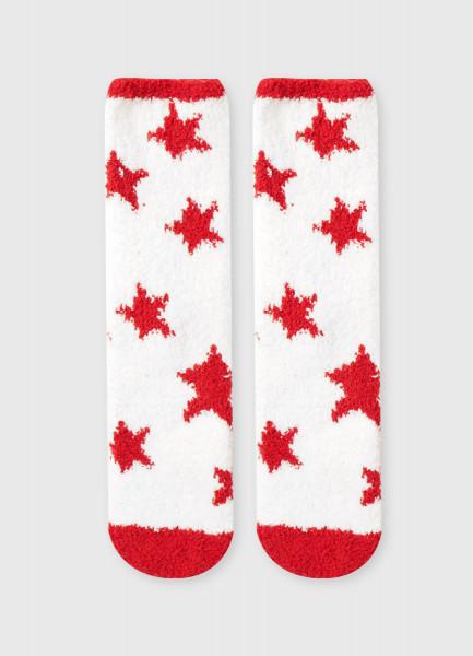 Мягкие носки со звёздами