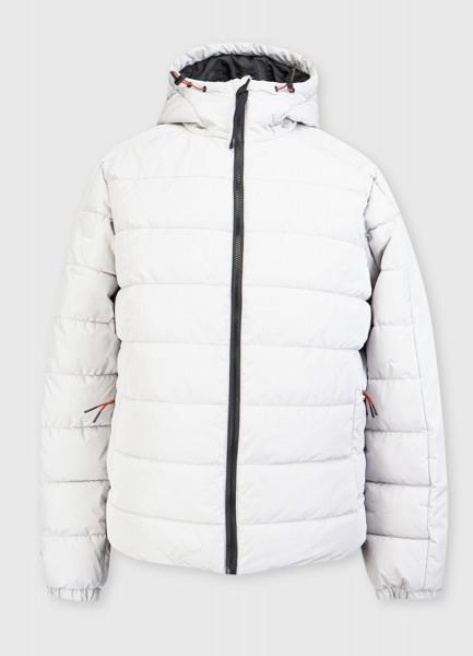 стёганая куртка без рукавов на 10 16 лет Стёганая куртка с капюшоном
