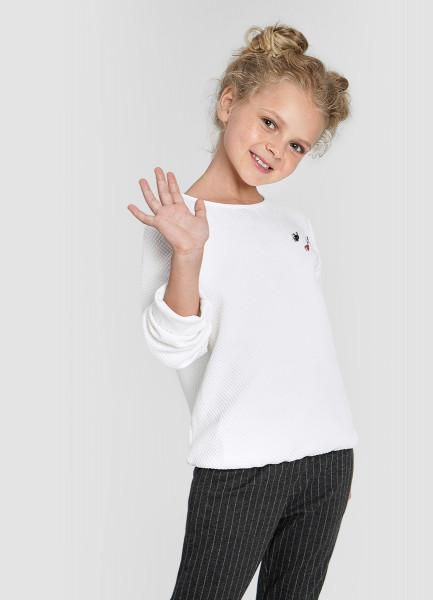 Джемпер для девочек фото