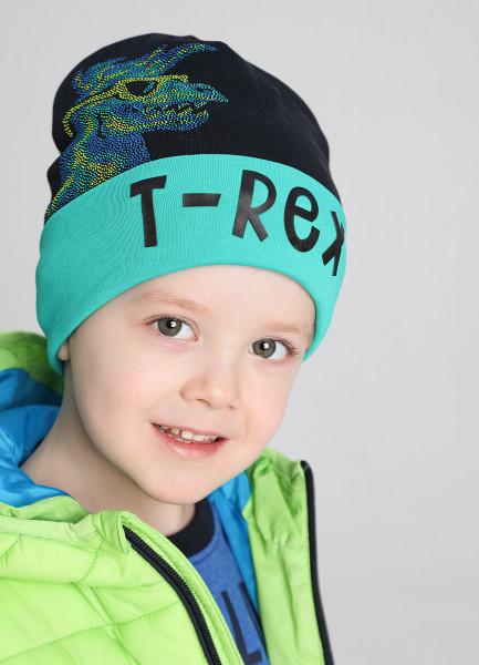 Фото - Двухсторонняя шапка для мальчиков шапка для мальчиков