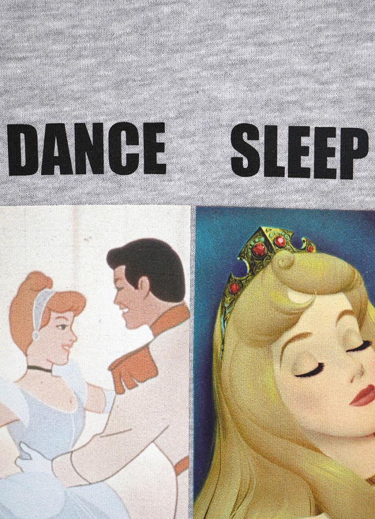 Толстовка с принтом Disney