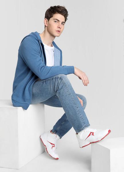 Прямые премиум-джинсы фото