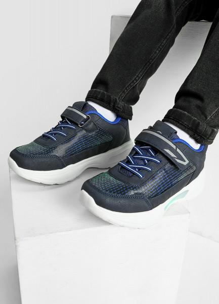 Светящиеся кроссовки для мальчиков фото