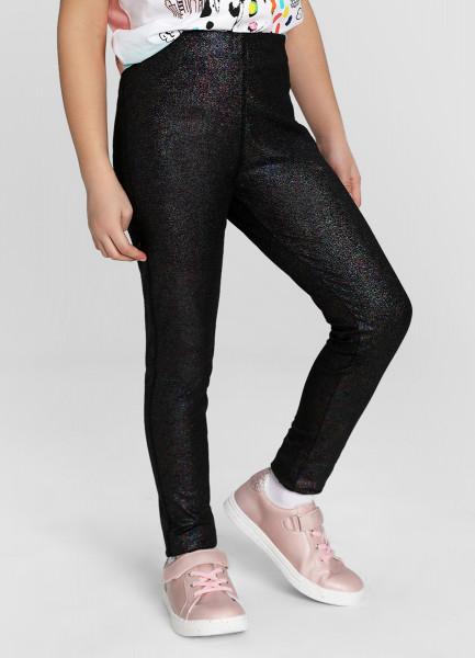 Трикотажные брюки для девочек фото