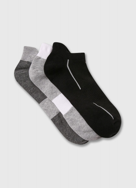 Комплект коротких фитнес-носков
