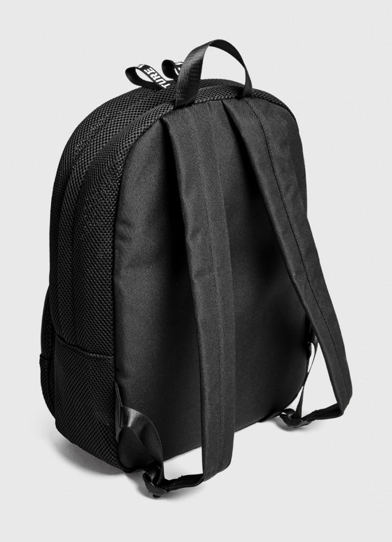 Рюкзак из ткани в сетку