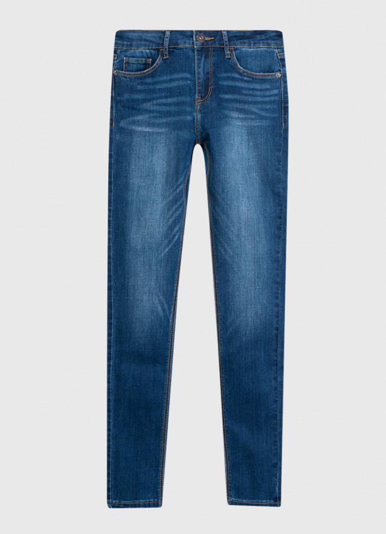 Женские джинсы O'Stin Cуперузкие джинсы