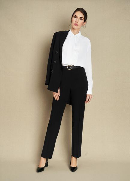 Прямые брюки из поливискозы мягкие прямые диваны