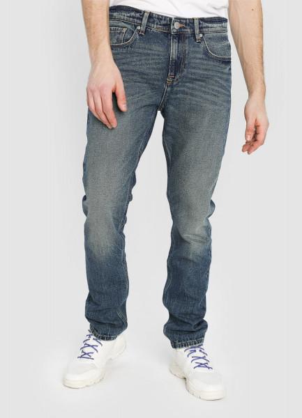Зауженные джинсы фото