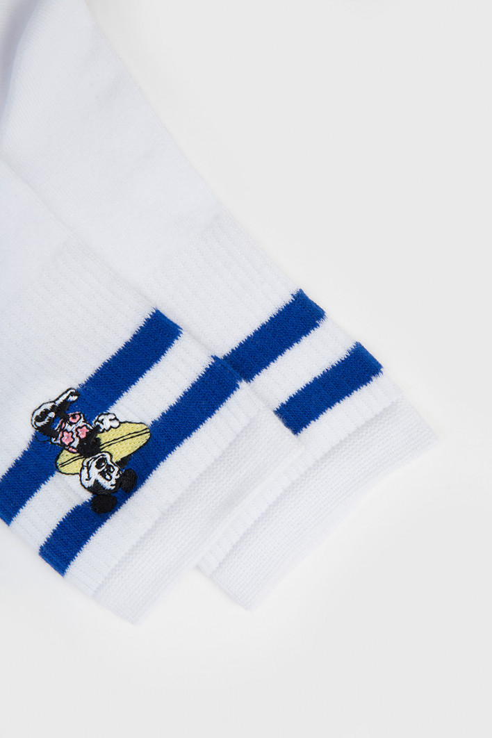 Носки с вышивкой Mickey
