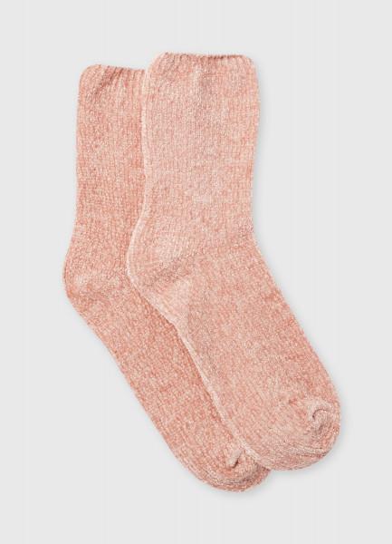 Носки из синели