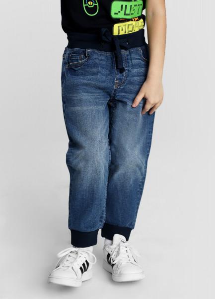 Джинсы-джоггеры для мальчиков ostin джинсы для мальчиков