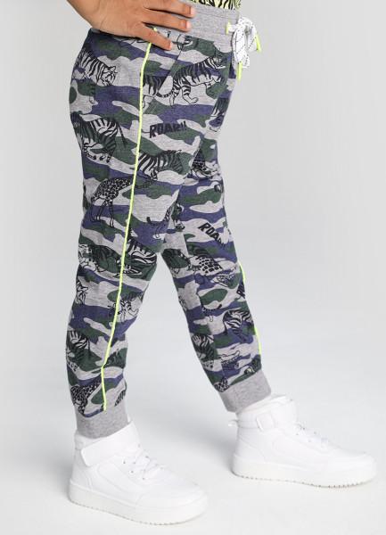 Трикотажные брюки для мальчиков фото