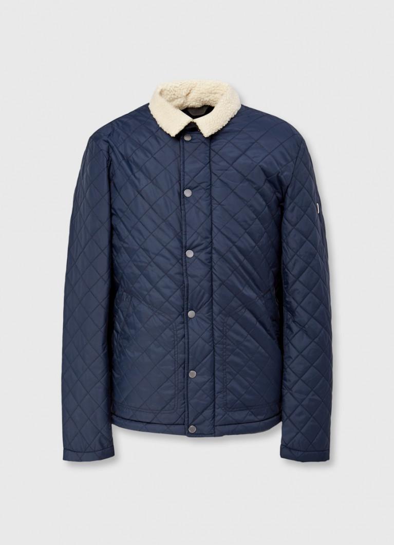 Куртка с подкладкой из искусственного меха