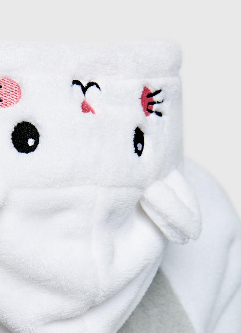 Утеплённый комбинезон для девочек