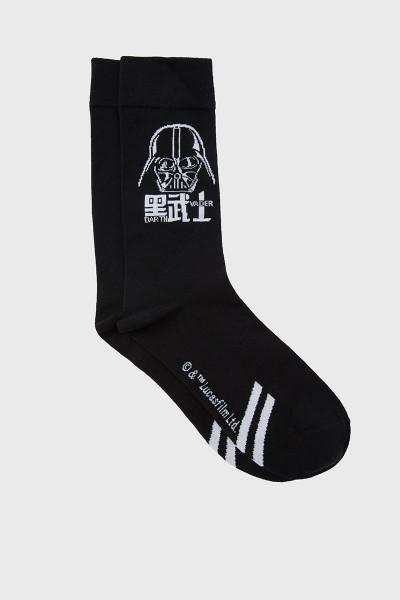Носки с жаккардом Star Wars фото