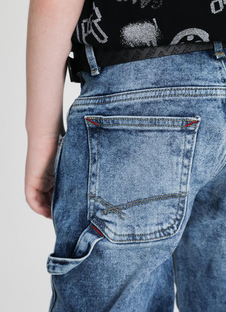 Джинсы для мальчиков в стиле Workwear