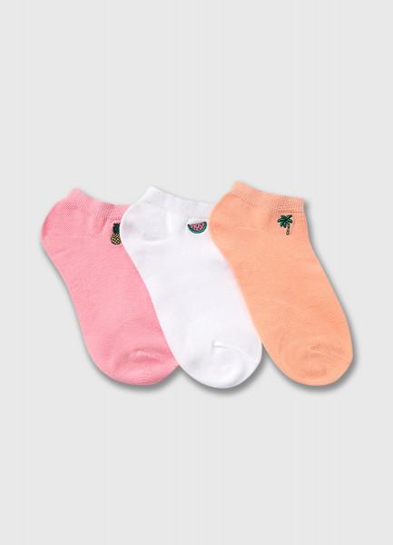 Носки с вышивками