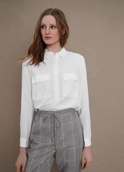 Базовая блузка