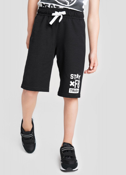 Трикотажные шорты для мальчиков
