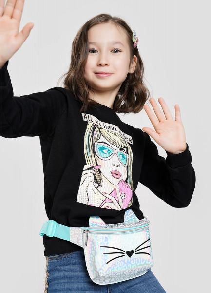 Фото - Поясная сумка для девочек сумка поясная solo искусственная кожа желтый