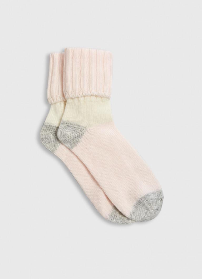 Носки с содержанием шерсти для девочек