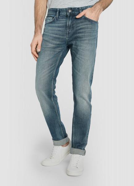 Премиальные зауженные джинсы