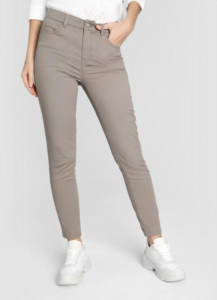 Базовые брюки «5 карманов» фото