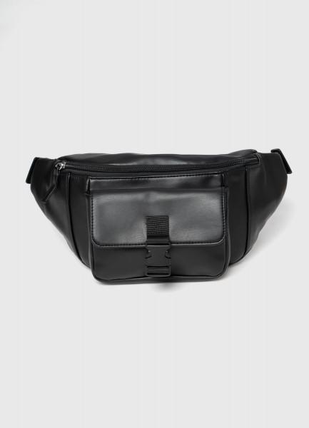 Поясная сумка из искусственной кожи gedeon поясная сумка из натуральной кожи песочного цвета