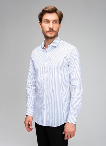 Рубашка из хлопка фото