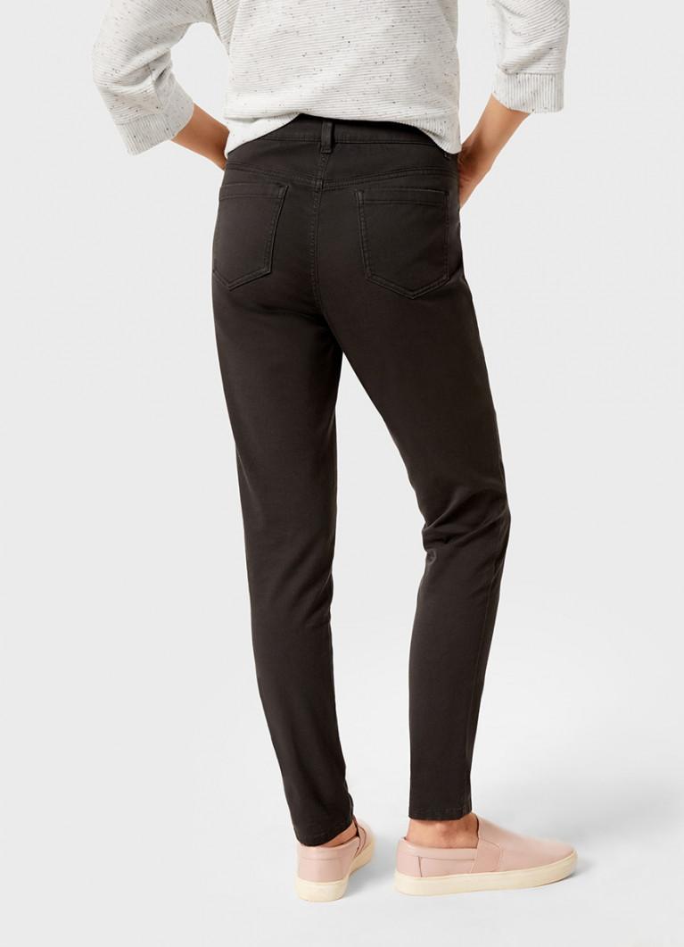 Базовые брюки «5 карманов»
