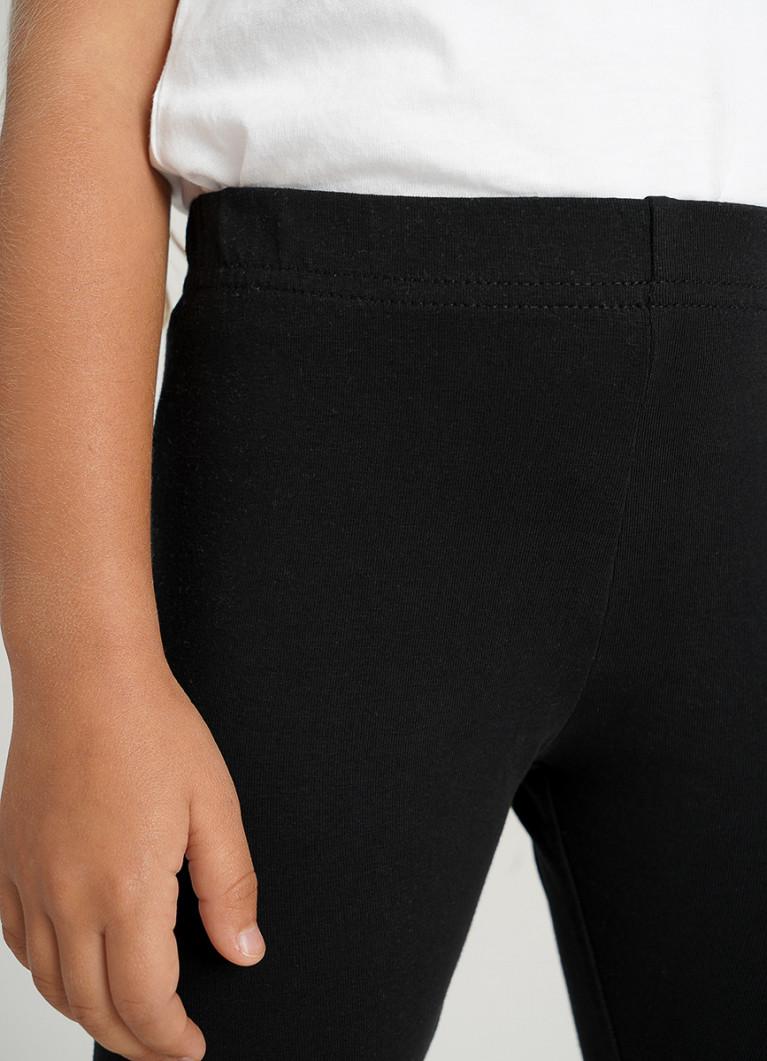 Короткие легинсы для девочек