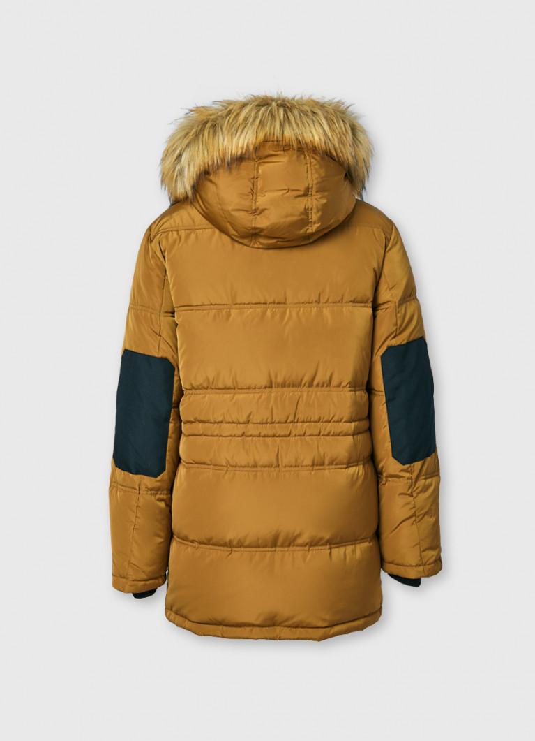 Пуховая куртка для мальчиков