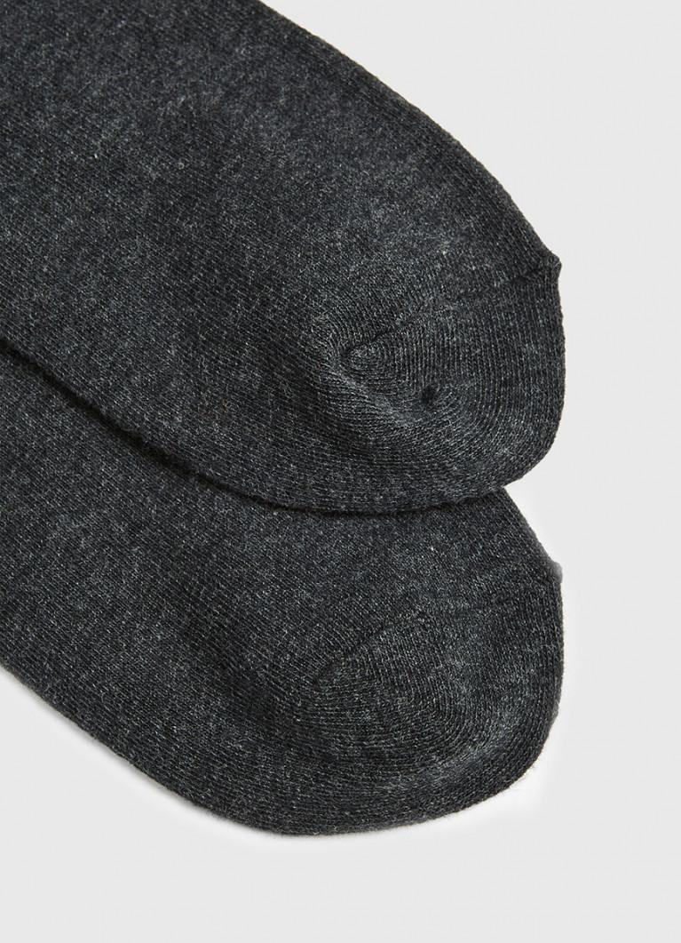 Носки с вышивкой «пицца»