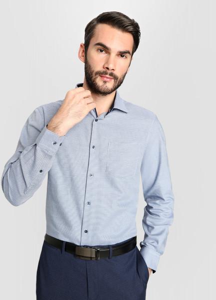 Рубашка из жаккардовой ткани фото