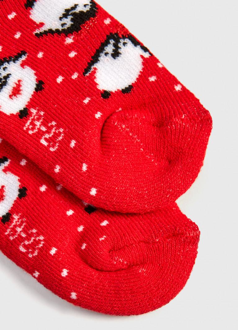 Новогодние носочки для девочек