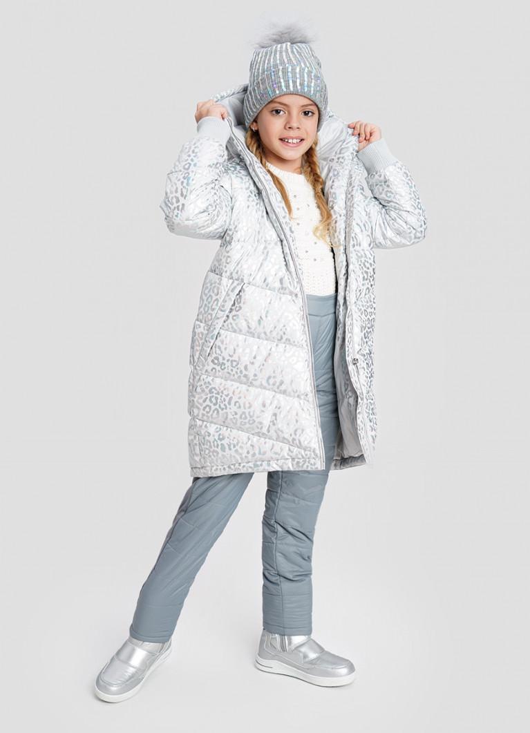 Утеплённая куртка для девочек
