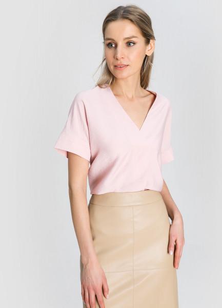 Блузка из вискозы фото