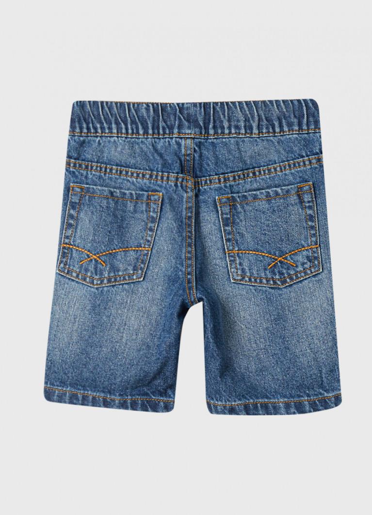 Джинсовые шорты для мальчиков