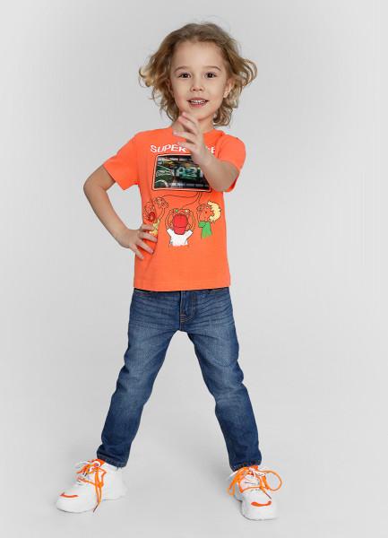 Базовые джинсы для мальчиков