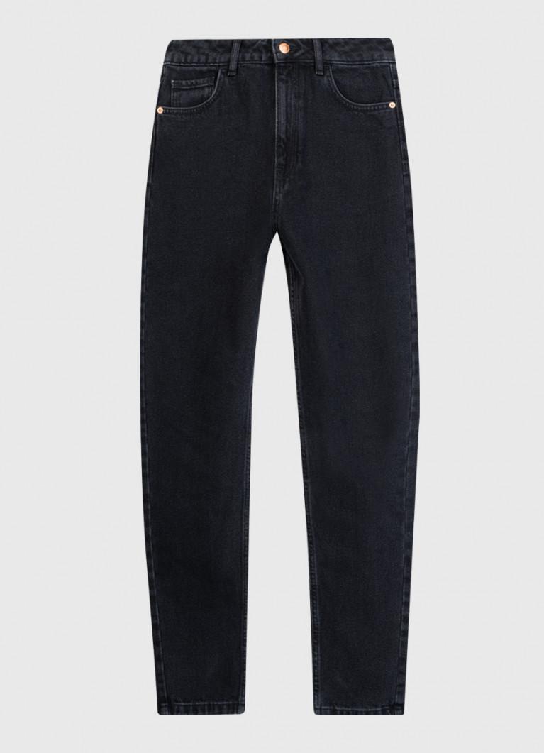 Mom-джинсы