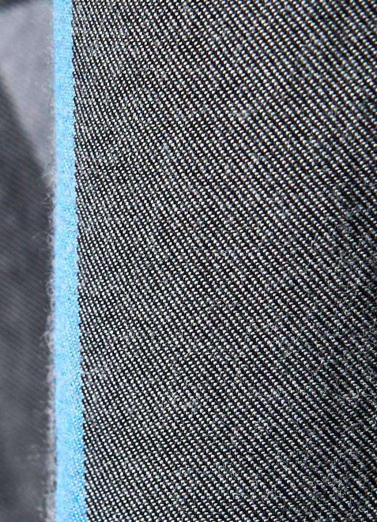 Рубашка в клетку из твила