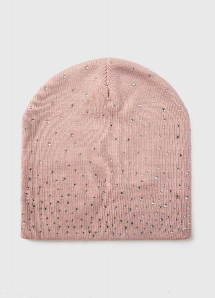 Базовая шапка с декором