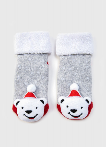 цена Махровые носки для девочек онлайн в 2017 году