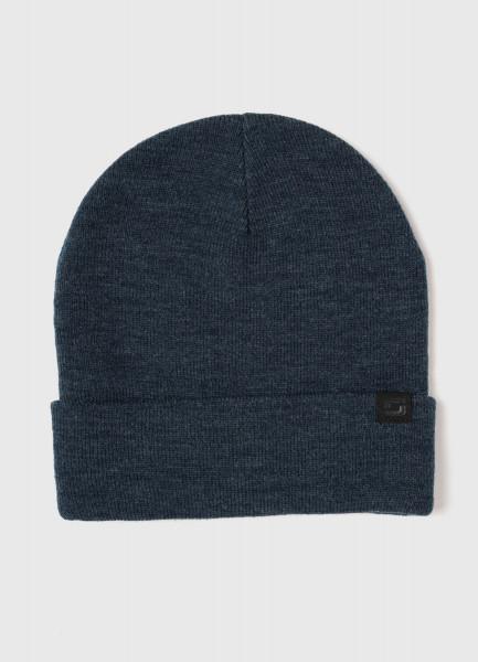 Базовая шапка с отворотом